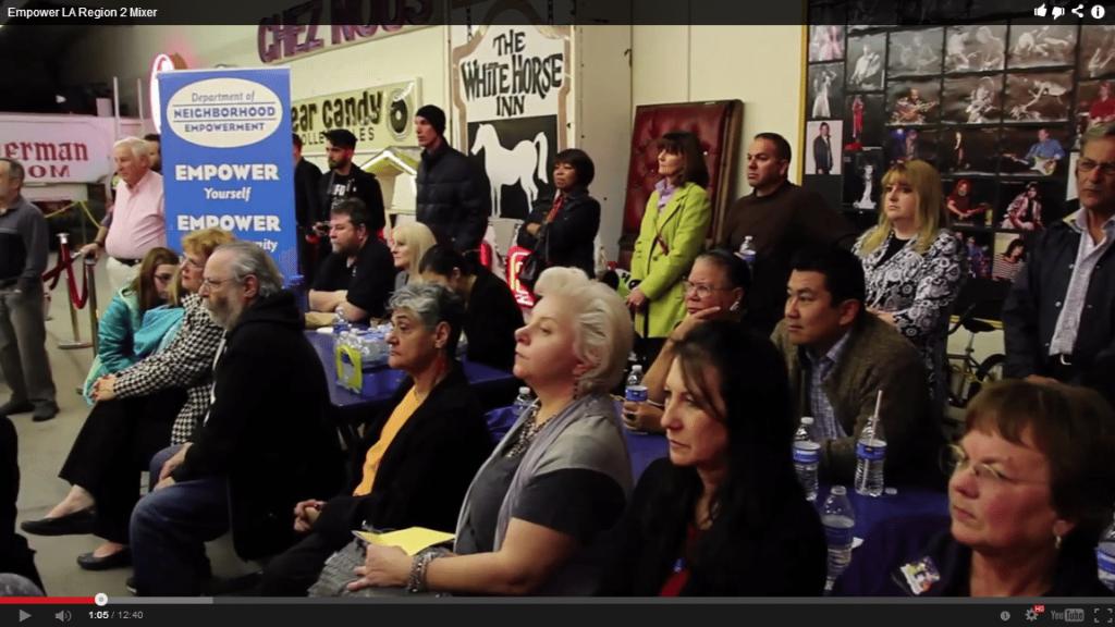 Empower LA Region 2 Mixer Video